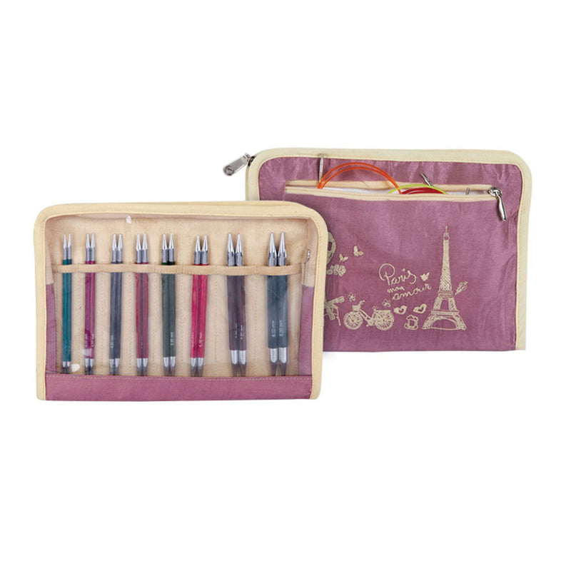 Set Palillos Intercarmbiables Royale Deluxe Knit Pro