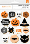 ACM HALLOWEEN SHAPED BUTTONS