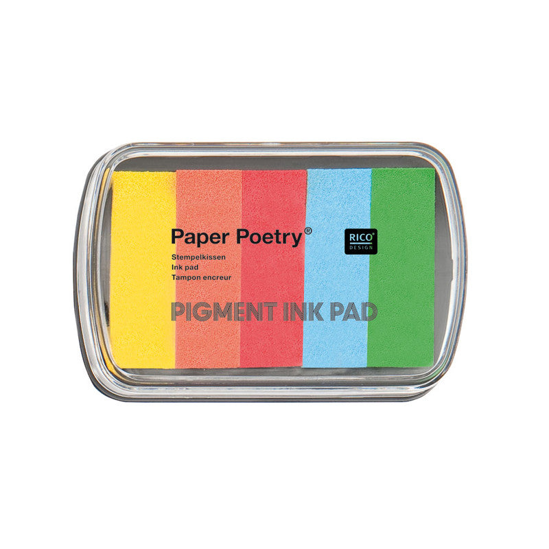 Paper Poetry - Pad Timbre Rainbow