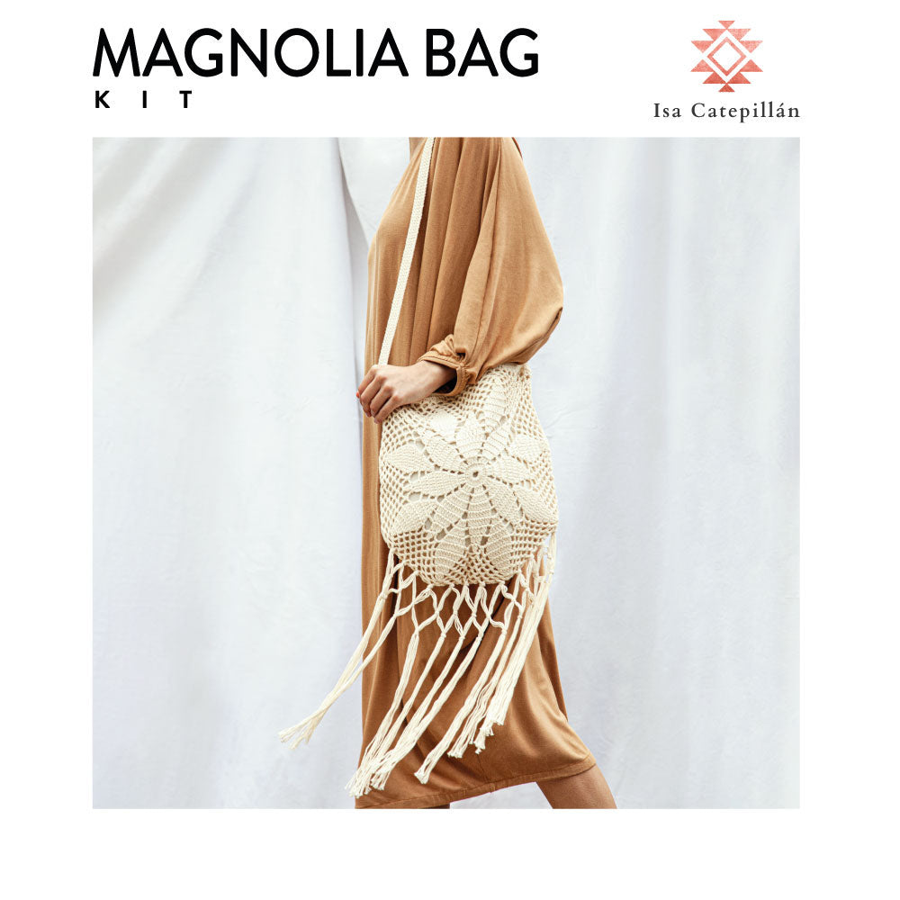 Magnolia Bag Kit - Isa Catepillan