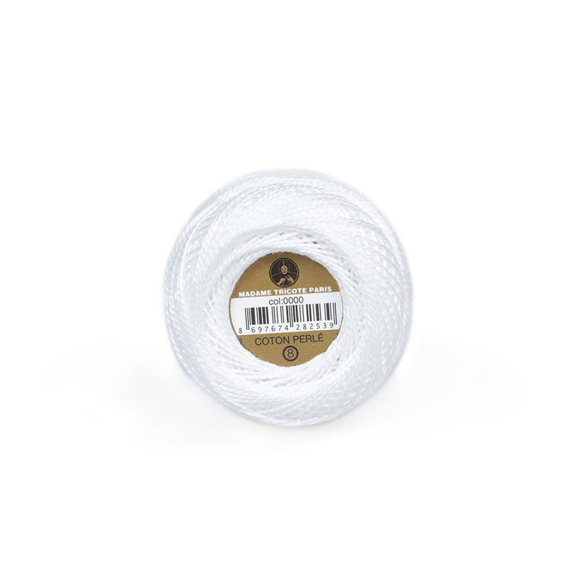 Cotton perlé 8 10 gr