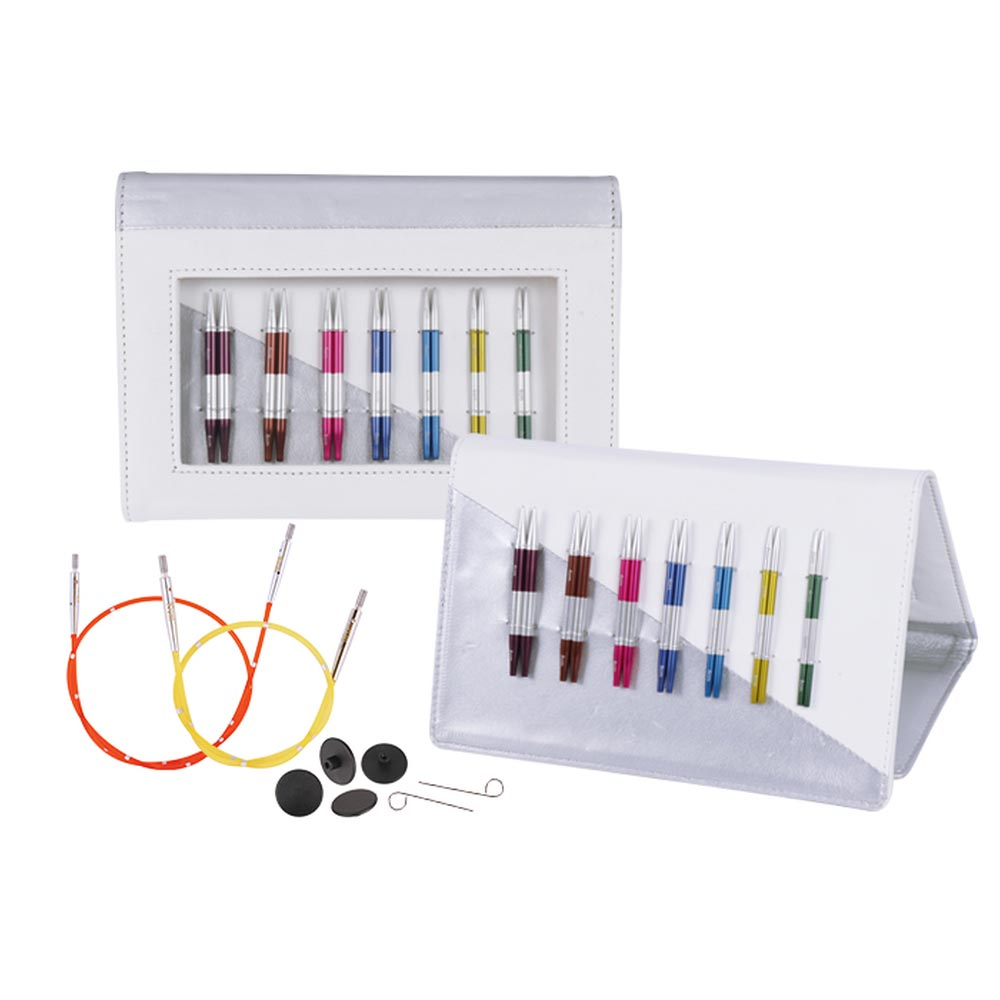 Set palillos intercambiables Smartstix special deluxe Knit Pro
