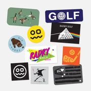 Fall 18 Sticker Pack