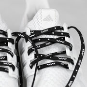 Wavy Shoelaces (Black)