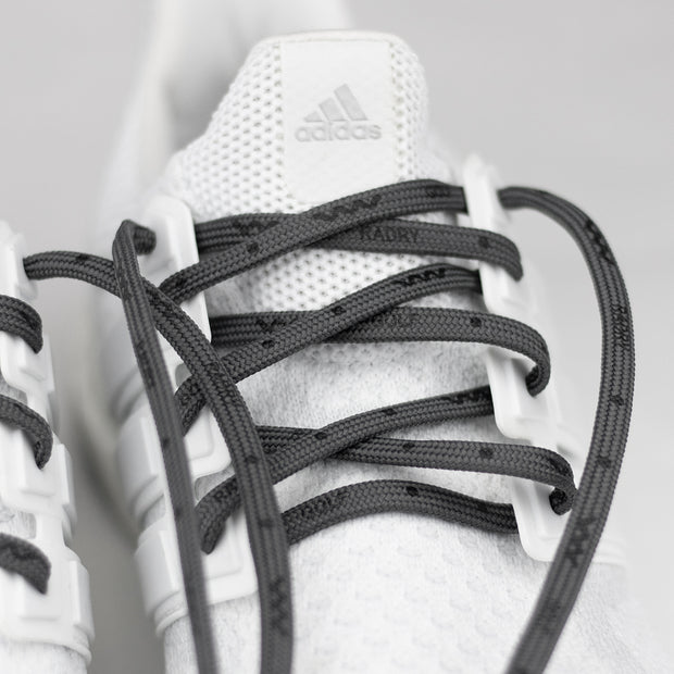 Wavy Shoelaces (Grey)