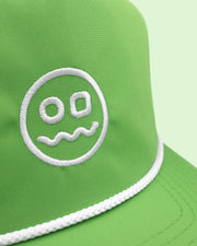 Rope Logo Hat (Green)