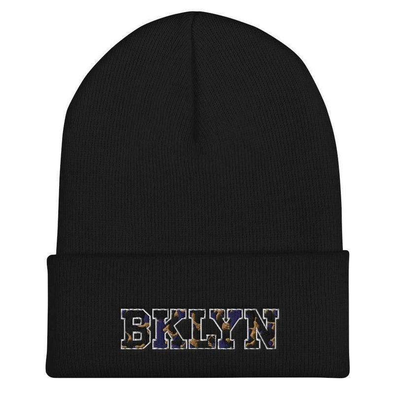 EnoughSaid Black Brooklyn Skullcap