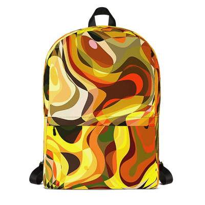 EnoughSaid Psychedelic Backpack