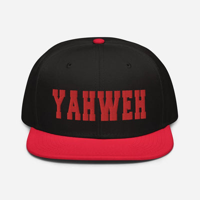 Yahweh Snapback Hat - EnoughSaid