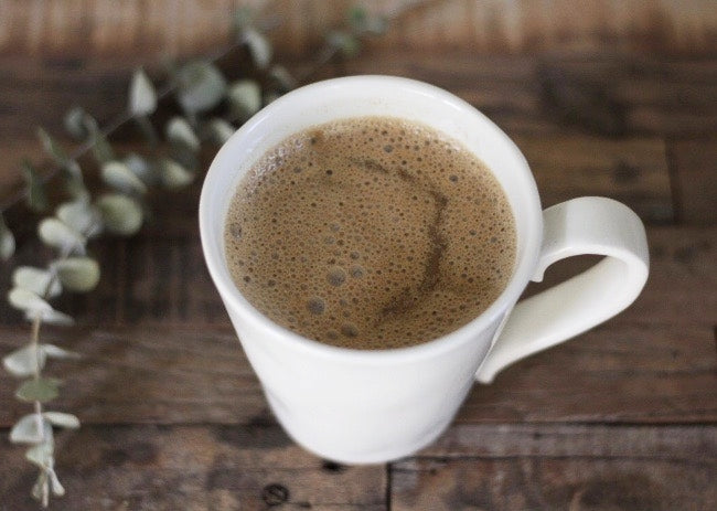 Detoxifying, Slimming and Healthy Hot Chocolate Recipe