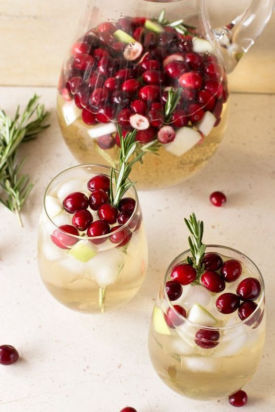 The Perfect Holiday Drink Recipes