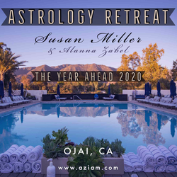 Astrology Yoga Retreat in Ojai
