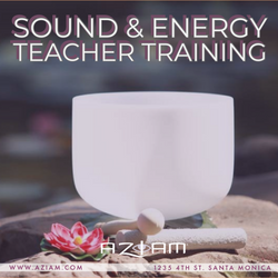 AZ I AM Sound & Energy Teacher Training (60-hr)