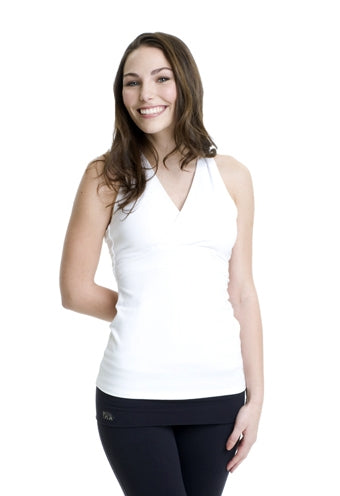 Athena V-Neck Sport Top