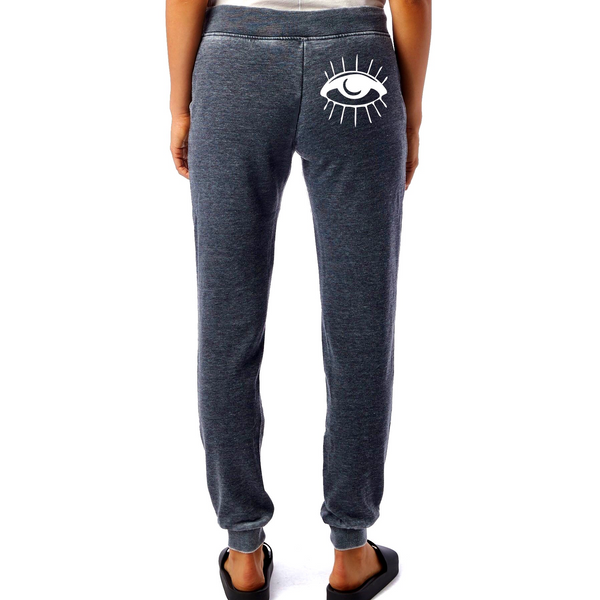 Me Sweat Pant: Moon Eye