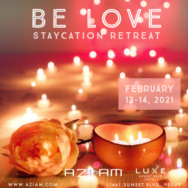 Be Love Valentine's Day Staycation Retreat