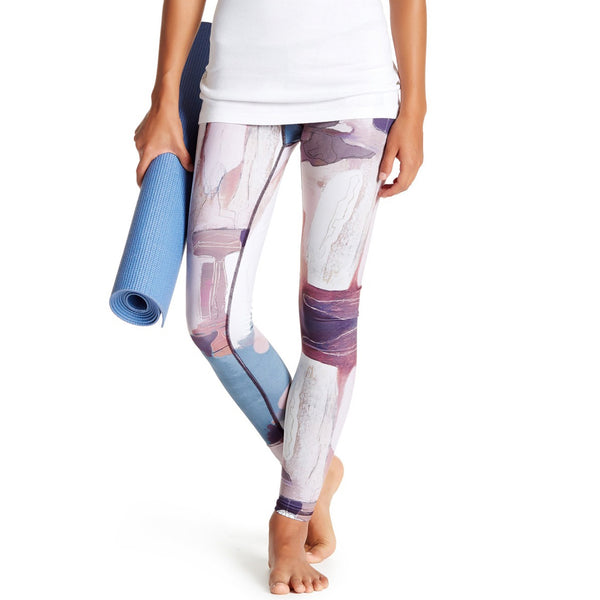 Perfect Legging - Block Art
