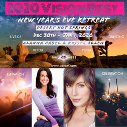 Vision Best © 2020 New Year Retreat!