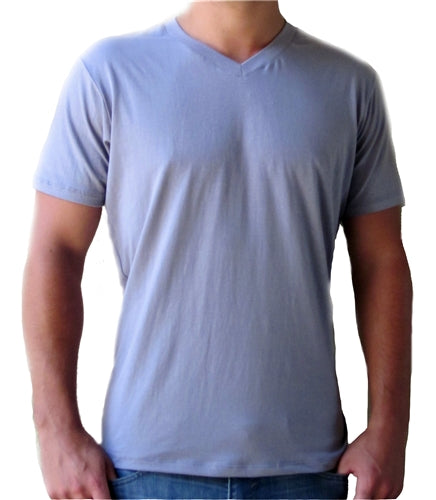 V-Neck Tee - Solid