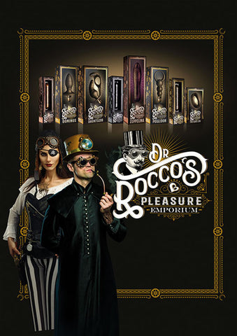 Dr Roccos Steampunk Pleasure Emporium