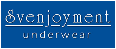 Svenjoyment Underwear. Fetish Clothing for Men