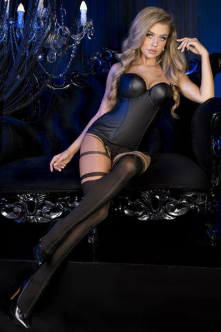 Ballerina Black Skin 498 Tights