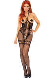 Leg Avenue Fishnet Cupless Bodystocking