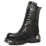 New Rock Black Wild Reactor Boots M.391X-S1