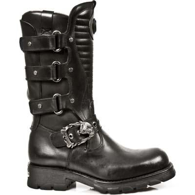 New Rock Motorcycle Collection Boots M.7604-S1
