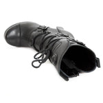 New Rock All Black Boots M.GOTH5815-S2