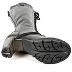 New Rock Tall Laced Ladies Boots M.TR005-S1