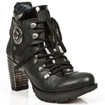 New Rock Ladies Trail Ankle Boots M.TR010-S1