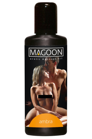 Magoon Amber Massage Oil 100ml