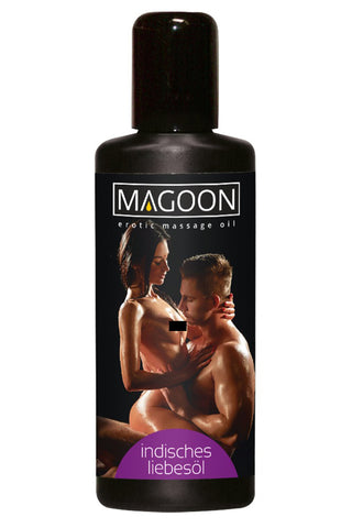 Magoon Indian Love Massage Oil 200ml
