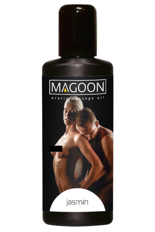 Magoon Jasmine Massage Oil 100ml