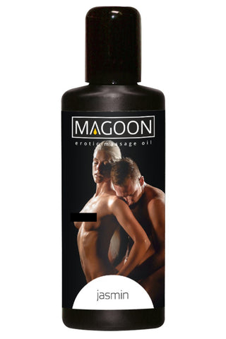Magoon Jasmine Massage Oil 200ml