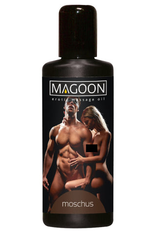 Magoon Musk Massage Oil 100ml