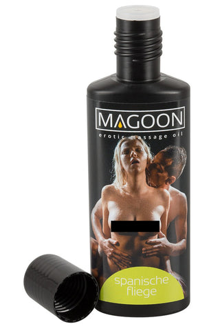 Magoon Spanish Fly Massage Oil 100ml