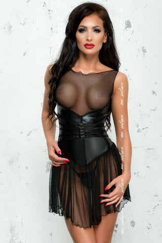 Me Seduce Xymena Dress Black