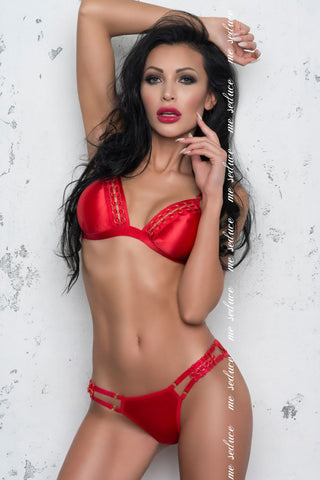 Me Seduce Isabella Set Red