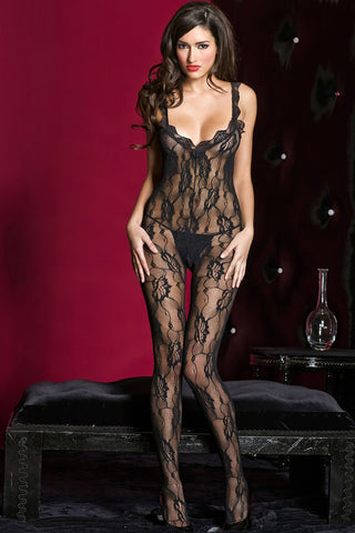 Music Legs Bodystocking 1121