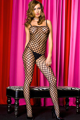 Music Legs Bodystocking 1289