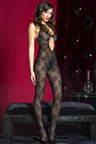 Music Legs Bodystocking 1420