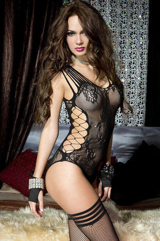 Music Legs Side Net Teddy