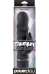 NS Novelties Thumper Power Vibe Black