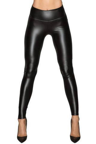 Noir Handmade Leggings Black