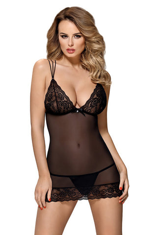 Obsessive Lingerie Dress and String