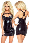 Provocative 4872 Wetlook Dress