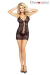 Provocative Code Interdit Chemise Black