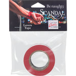 Scandal Lovers Bondage Tape Red